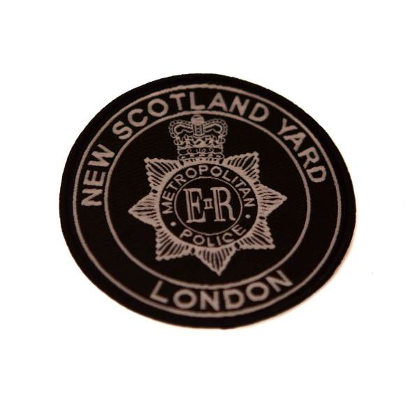 Scotland Yard Sew-on Patch