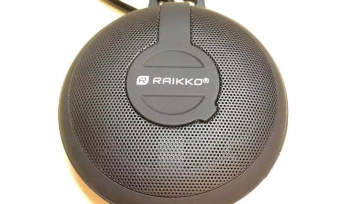 RAIKKO Bass Disc: Outdoor Bluetooth Lautsprecher im Test
