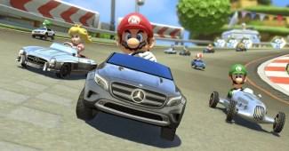 Mercedes-Benz DLC und Verbesserungen für Mario Kart 8 ab 27. August 4