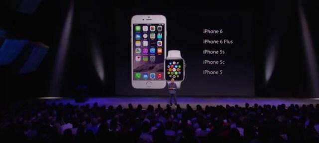 Apple Watch Kompatibilität