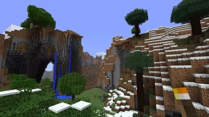 Minecraft für Windows Phone veröffentlicht