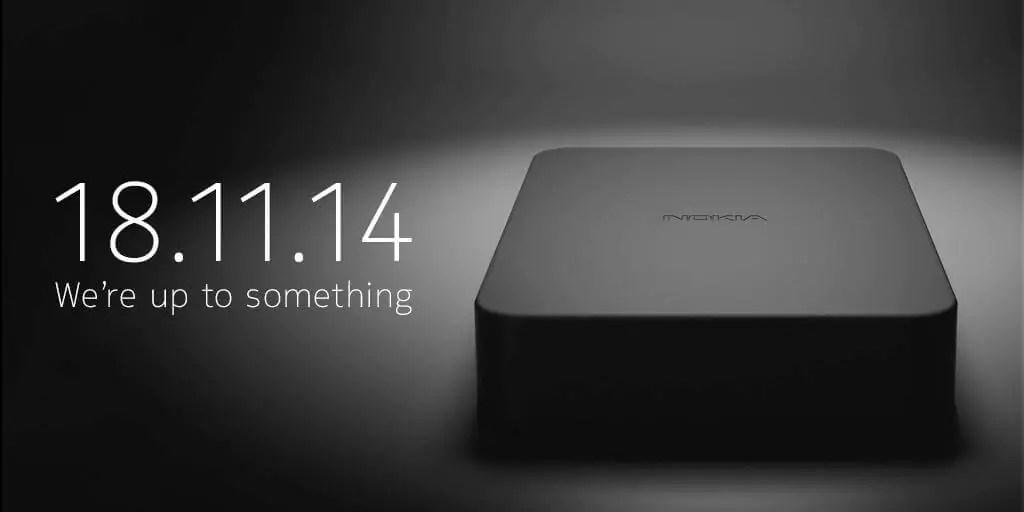 Plant Nokia für Morgen eine Streaming-Box?