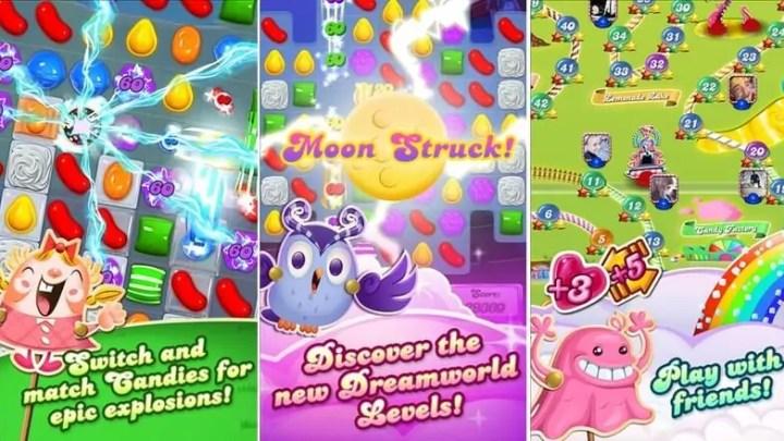 Candy Crush Saga ist ab sofort auch für Windows Phone 8 zu haben