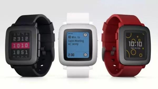 Pebble: Neuer Countdown für eine weitere neue Smartwatch?