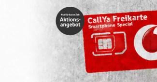 Vodafone CallYa: Gratis Datenvolumen für zwei Millionen Prepaid-Nutzer 2
