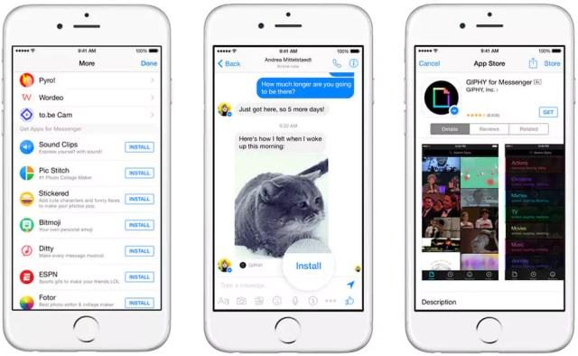 facebook-messenger-plattform