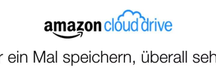 Amazon Cloud Drive App landet im Google Play Store