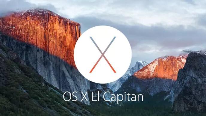 WWDC 2015: Apple Mac OS X 10.11 El Capitan vorgestellt
