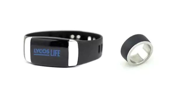 Lycos Life wagt Comeback mit Armband und Ring