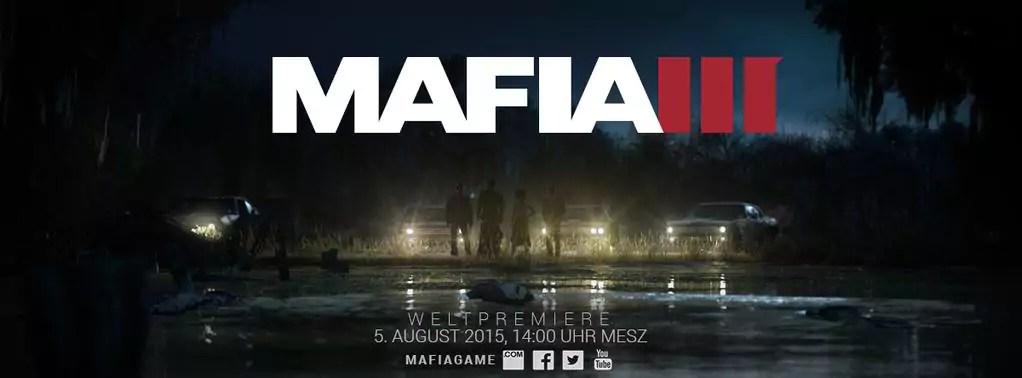 Mafia 3 wird auf der GamesCom gezeigt