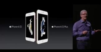 Apple Event: Das neue Apple iPhone 6s und das neue iPhone 6s Plus 6
