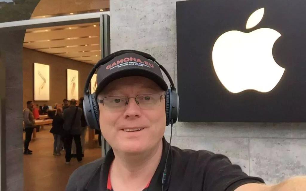iPhone 6s: Berliner campierte 166 Stunden vor dem Apple Store