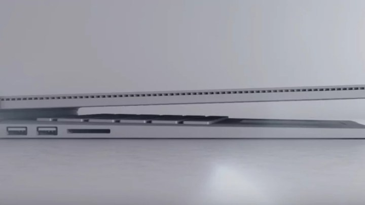Microsoft Surface Book vorgestellt