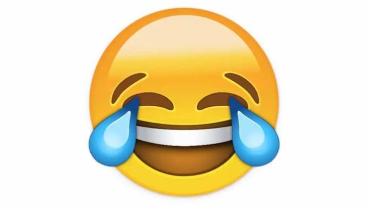 Wort des Jahres ist ein lachender Emoji