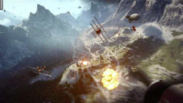 Battlefield 1 spielt im Ersten Weltkrieg