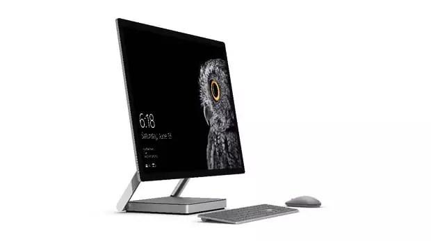 Microsoft Surface Studio: Das ist die Konkurrenz zum Apple iMac
