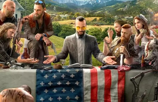 Far Cry 5 von Ubisoft