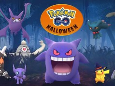 Pokémon GO - Halloween-Event 2017