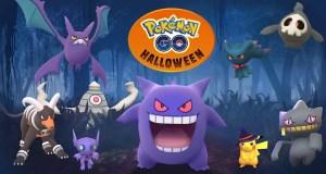 Pokémon GO - Halloween-Event 2017
