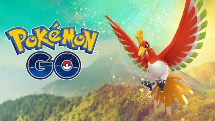Pokémon GO: Ho-Oh ist jetzt weltweit verfügbar