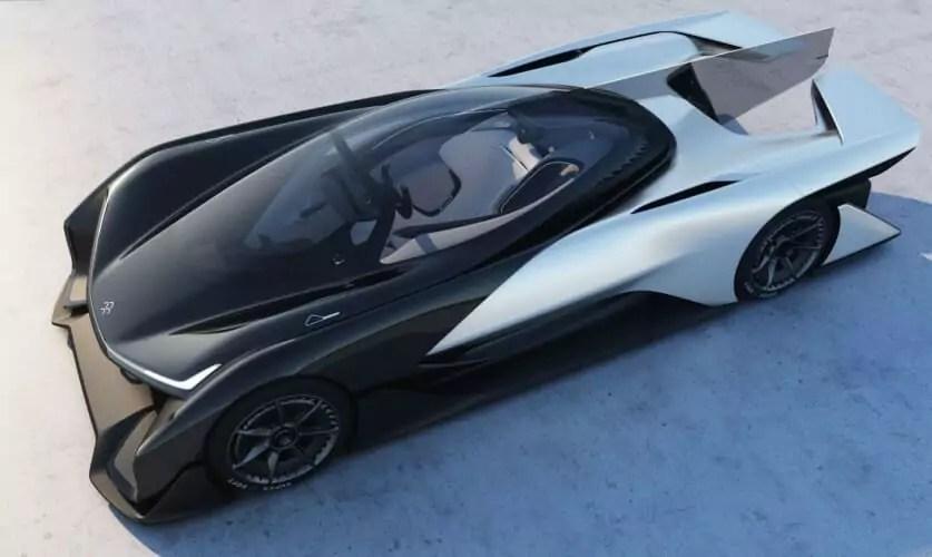 Tesla-Konkurrent Faraday Future offensichtlich kurz vor Pleite