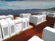 Tesla - Australien 100 Mwh Großprojekt