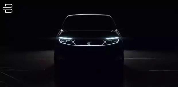 Das erste Auto aus dem Hause ist ein Elektro-SUV