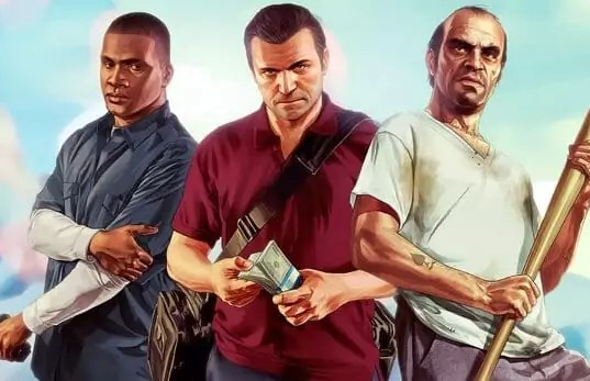 GTA 5 Charaktere
