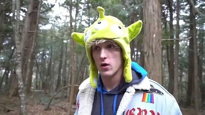 YouTuber Logan Paul filmte die Leiche eines Suizid-Opfers