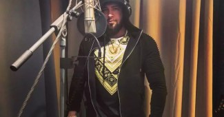 Deutschrapper Kollegah im Tonstudio - Arbeitet er an einem neuen Solo-Album für 2018?