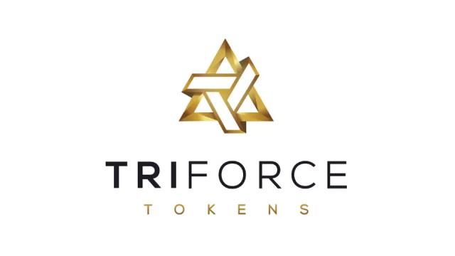 TRIFORCE Kryptowährung Logo