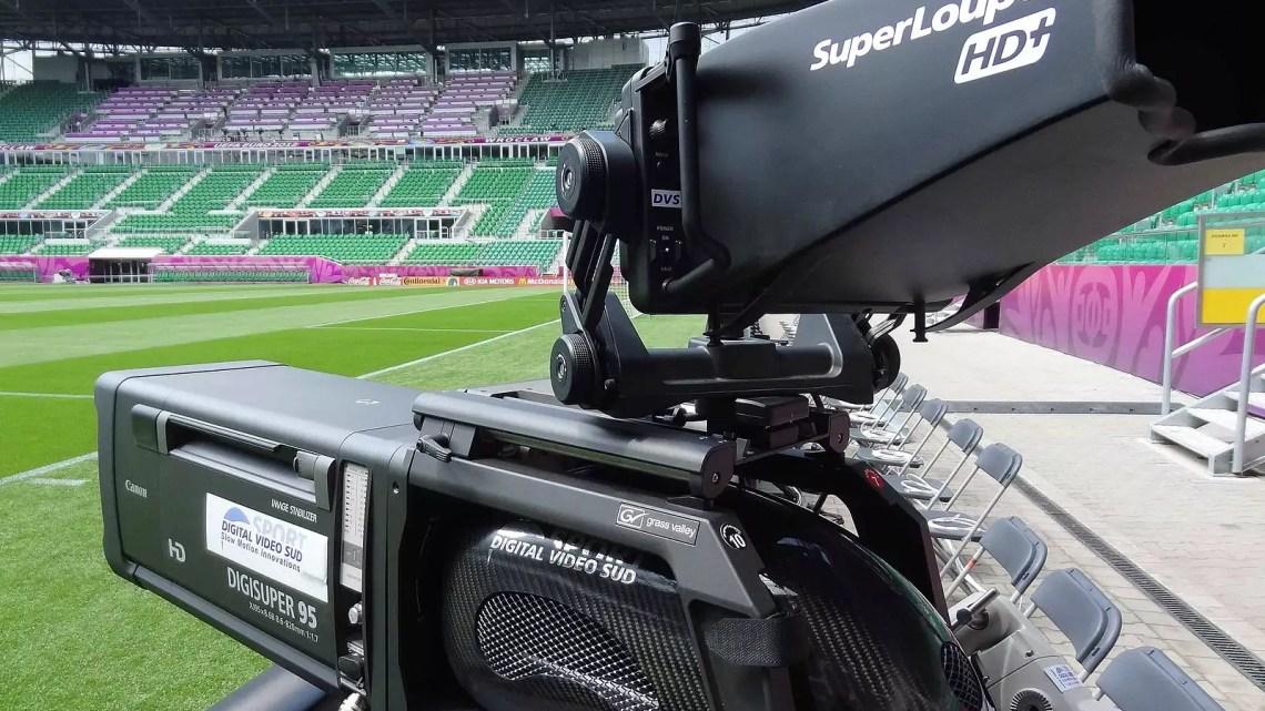 Bewährte und neue Technologien im Einsatz bei der WM 2018