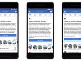 Facebook Sicherheit Meldung