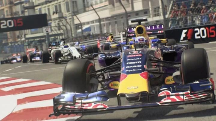 F1 2015: Das Rennspiel jetzt kostenlos zu haben