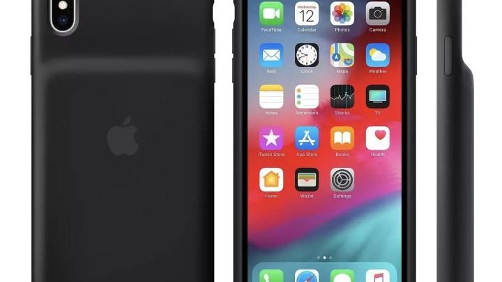Smart Battery Cases für iPhone XR, XS und XS Max vorgestellt