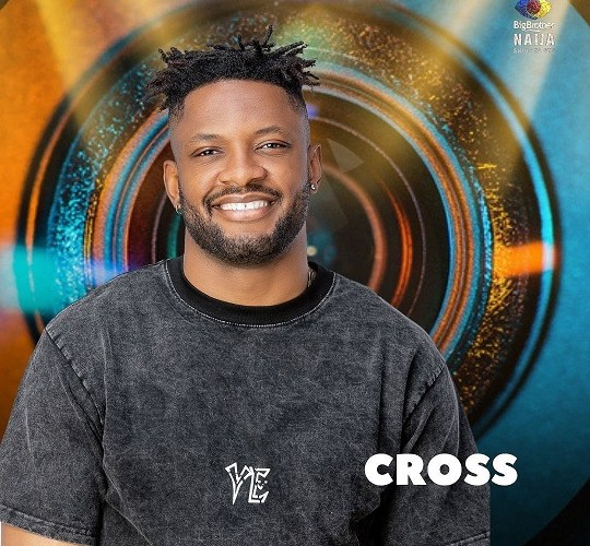 Cross gets evicted from the Big Brother Naija 2021 reality tv show