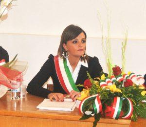 Il sindaco di Pizzone Letizia Di Iorio