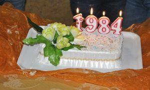 Torta classe 1984