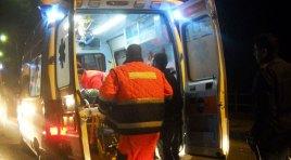 Pesche: golf grigia esce di strada. Diversi i feriti. L'incidente all'altezza del bivio per il paese
