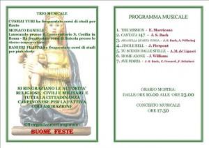 programma musicale carpinone