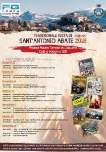 Sant'Antonio edizione 2018