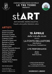 19 Locandina stART-6-2018