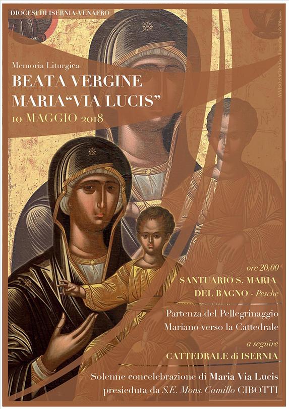 Manifesto Maria Via Lucis
