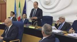 Tragedia di Genova, il Cordoglio del presidente Del Consiglio regionale Micone.