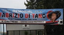 Sessa Aurunca/San Castrese, anche la comunità di Cerro al memorial per Fabrizio Di Tano, volato in cielo troppo presto.