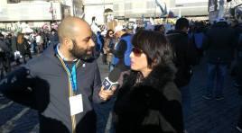 """Politica: Aida Romagnuolo a Termoli a sostegno di Salvini. """"I molisani si attendono ancora tanto da lui""""."""