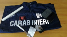 Isernia: Carabinieri arrestano per droga un 30enne.