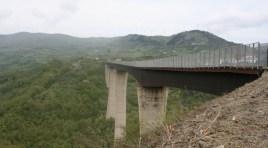 """Viadotto Sente, al Ministero delle Infrastrutture il tavolo tecnico. Ricci: """"Intervenire subito, cercando di evitare ulteriori danni""""."""