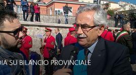 """Coia: """"Quindici milioni da sfruttare per la Provincia"""". Guarda l'intervista video."""