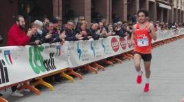 Nuova Atletica Isernia: Giovanni Grano sul podio in Piemonte.
